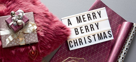 A Merry Berry Christmas