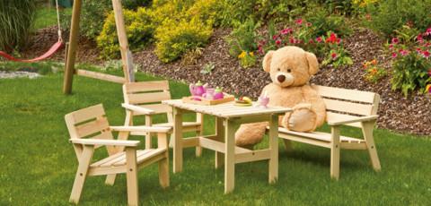 Kinder Gartenmöbel online kaufen | Möbelix