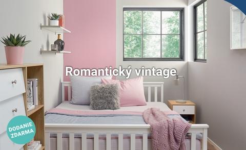 romanticky vintage
