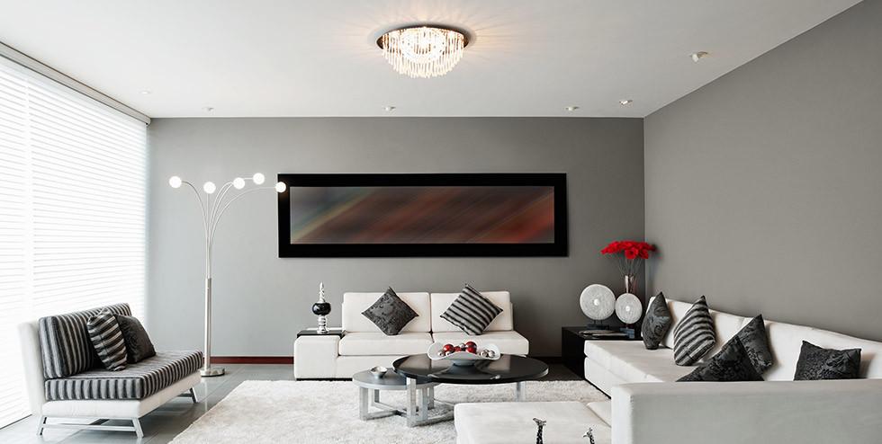 Modernes, reduziertes Wohnzimmer in Schwarz-Weiß.jpg