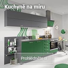 Kvalitní kuchyně na míru