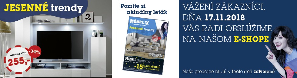 front obyvacia stena
