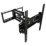 TV-Wandhalter Turn 400 Vesa 200/300/400 - Schwarz, MODERN, Metall (43,5/16,5/43,5cm)