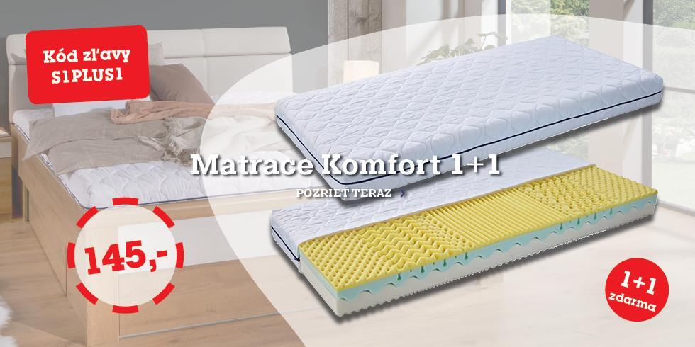 MSK10-8A-1+1-Matrace