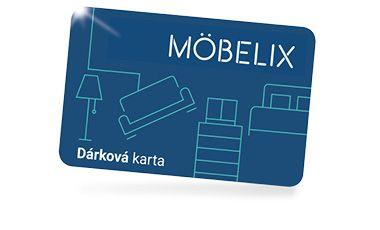Dárková karta Möbelix