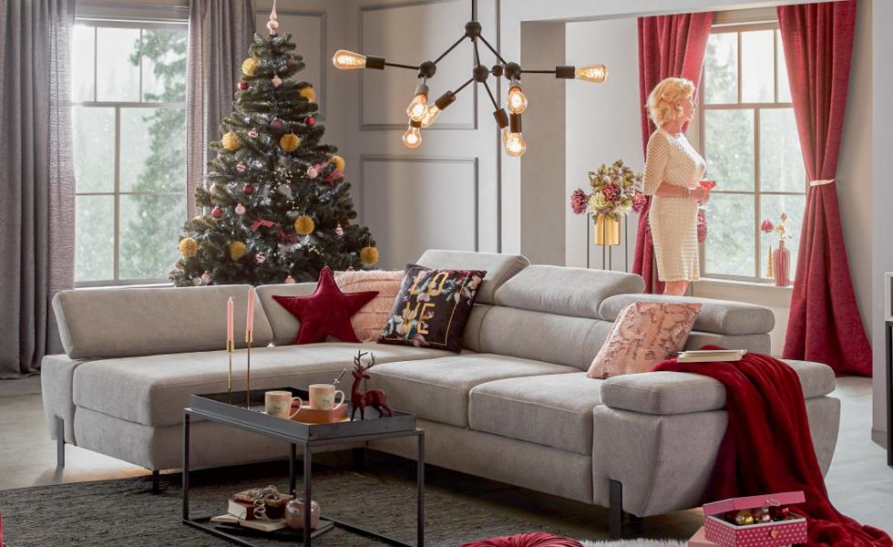 Vánoční stromeček ve stylu A Merry Berry Christmas