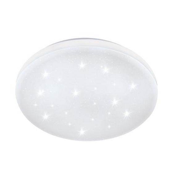 LED-Deckenleuchte Rania-s - Weiß, MODERN, Kunststoff/Metall (43/7cm)