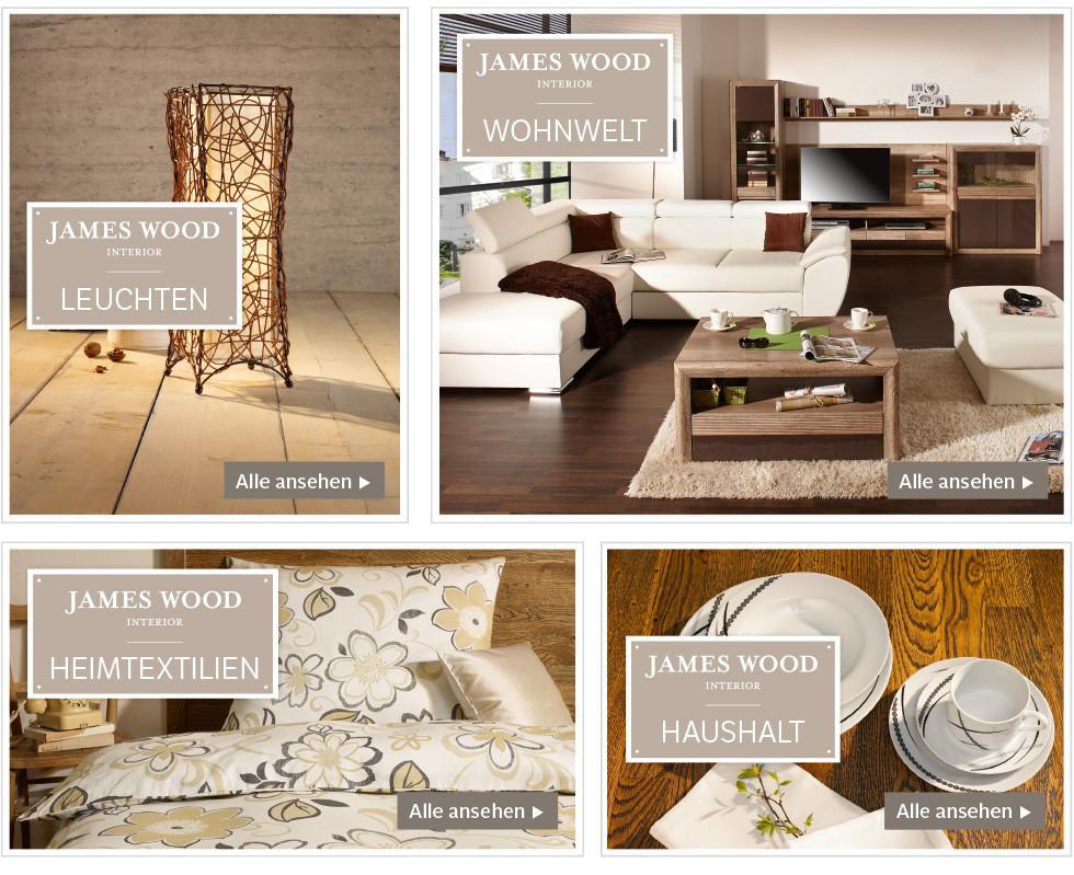 exklusivmarke james wood bei m belix online bestellen m belix. Black Bedroom Furniture Sets. Home Design Ideas