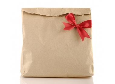 kreatívne balenie darčekov