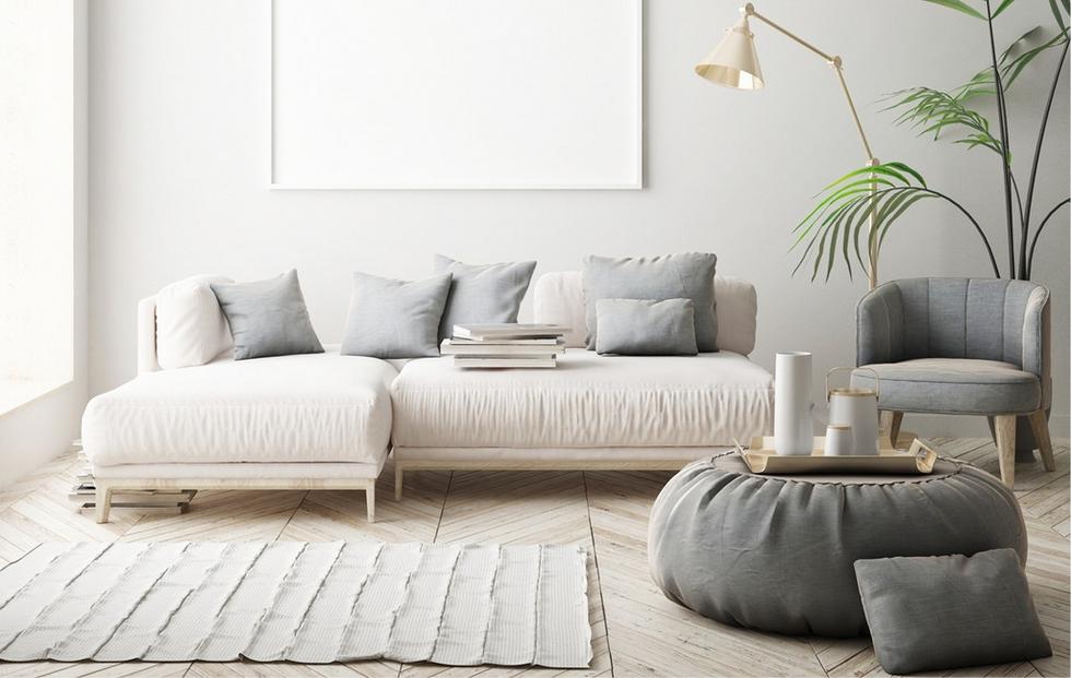 Docieľte efekt v bývaní pomocou vhodného materiálu textílií