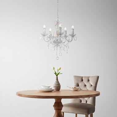 Závesná lampa Isabella