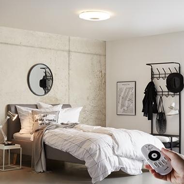 LED stropná lampa Betty