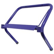 Putzpapierhalterung 56039 - Blau, MODERN, Metall (35/23/30cm) - Erba