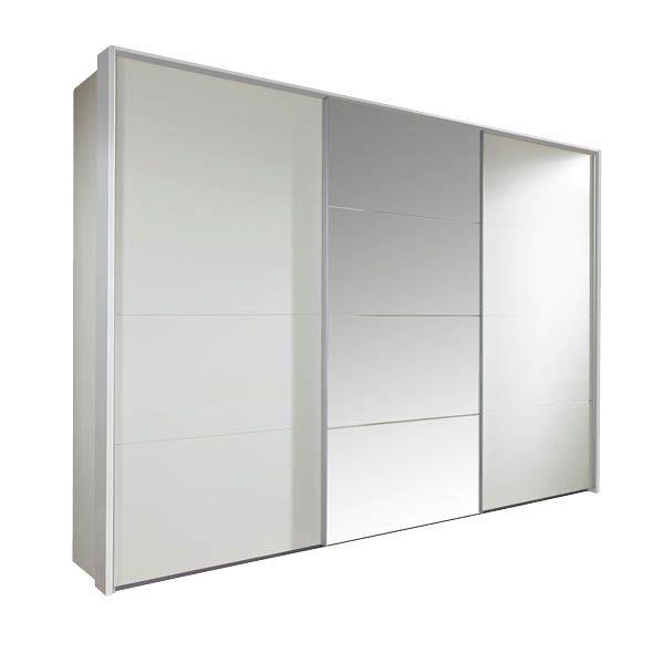 Šatníkové skrine s posuvnými dverami