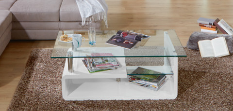 Glas Couchtische Online Kaufen
