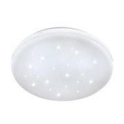 LED-Deckenleuchte Frania-s - Weiß, MODERN, Kunststoff/Metall (28/7cm)