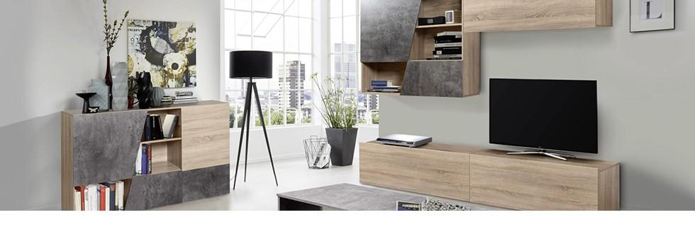a921a98ad55f Obývačkové a nábytkové steny • Möbelix