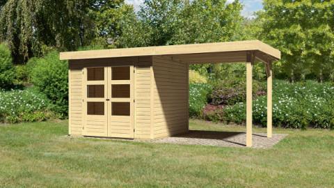 Holz Gartenhaus Billig Kaufen