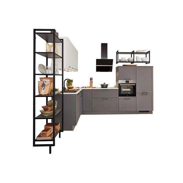 Kuchynské linky v tvare L