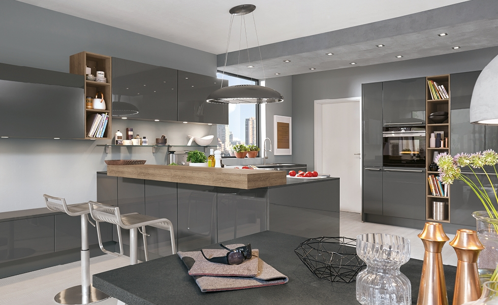 Kuchyňa s ostrovčekom - Möbelix