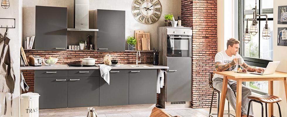 Trendy kuchyňa - Möbelix