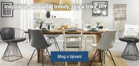 O bývaní. Objavte nové trendy, tipy, rady, recepty a inšpirácie v oblasti bývania a nábytku. Pripravili sme pra Vás aj zaujímavosti zo života a užitočné rady o ktorých si myslíme, že by Vás mohli zaujať.