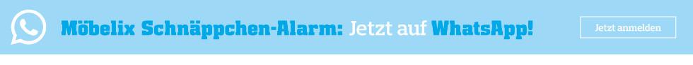 Zum Möbelix Online Schnäppchen Alarm anmelden