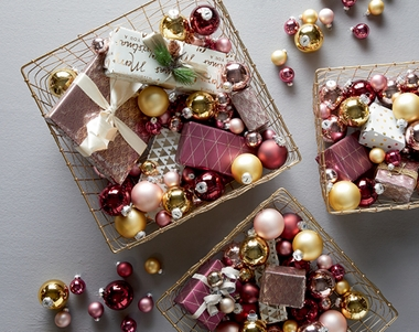 Vánoční výzdoba A Merry Berry Christmas