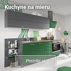 Kvalitné kuchyne na mieru