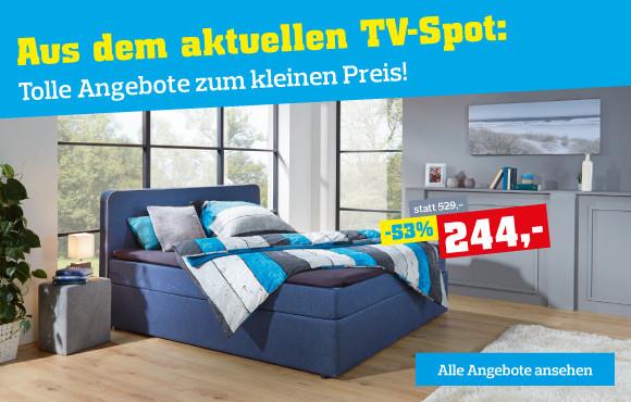 Great Schlafzimmer Möbelix Pictures. Doppelbett Mit Nachtkonsolen ...
