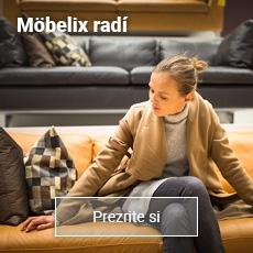 Möbelix radí ako si správne vybrať