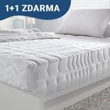 Komfortný Penový Matrac Master - biela, textil (90/200cm) - Nadana