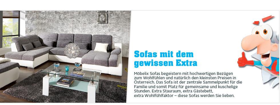 Sofas Mit Funktionen Zum Wohlfuhlen Bei Mobelix Online Bestellen