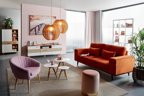 Farby v interiéri