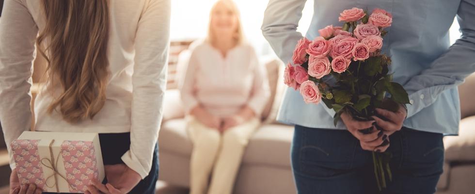 Tipy na darčeky ku Dňu matiek