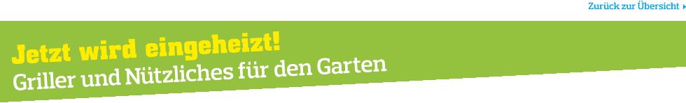 Gartenmöbel- Griller und Zubhör bei Möbelix
