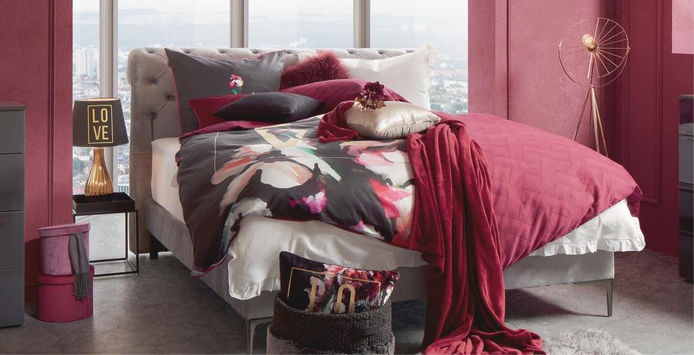 Tip na valentínsky darček - posteľná bielizeň Berry Love