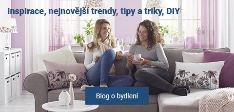 Blog o bydlení. Objevte nové trendy, tipy, rady, recepty a inspirace v oblasti bydlení a nábytku.