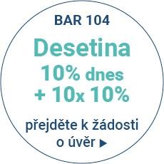 BAR 104 - DESETINA od HelloBank