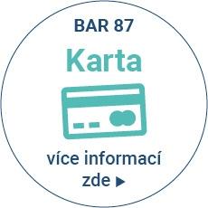 BAR 87 - KARTA od HelloBank