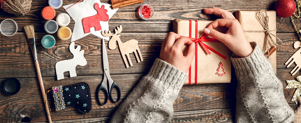 7 kreatívnych nápadov ako zabaliť vianočné darčeky