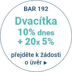 BAR 192 - DVACÍTKA od HelloBank