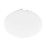 LED-Deckenleuchte Frania - Weiß, MODERN, Kunststoff/Metall (33/7cm)