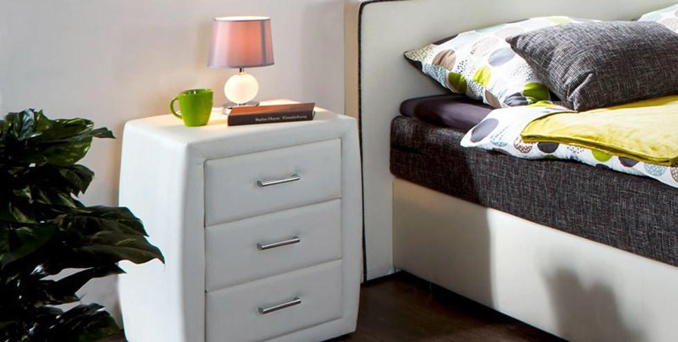 f r jedes bett das richtige nachtk stchen m belix. Black Bedroom Furniture Sets. Home Design Ideas