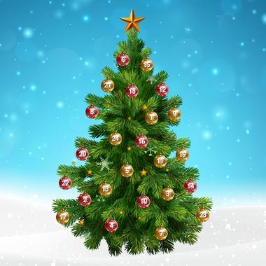 Möbelix adventný kalendár