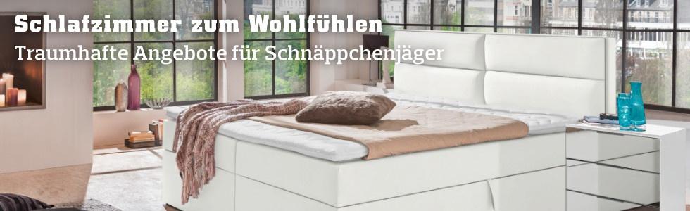 Schlafzimmer Schnäppchen möbelix
