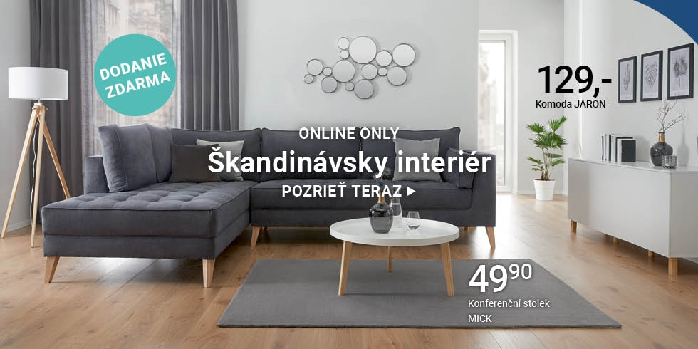 02a411452bf2 Nakupujte nábytok online - Moebelix.sk möbelix