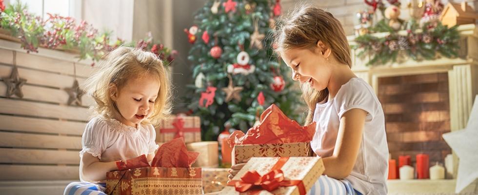 5 originálnych nápadov na vianočné darčeky pre deti