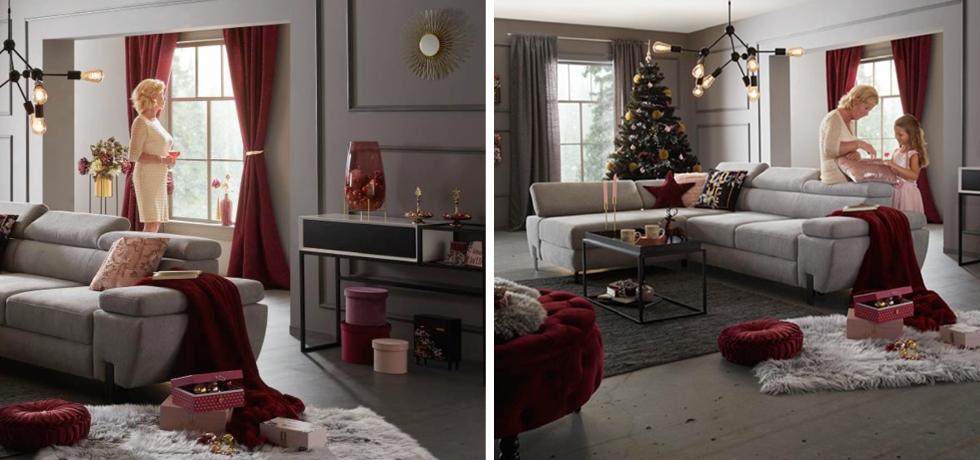 Vianočná výzdoba - A merry berry Christmas