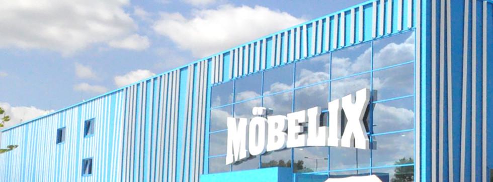 Möbelix - die Geschichte des Unternehmens möbelix